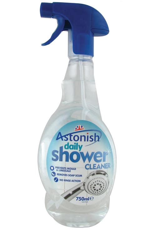 Daily Shower Cleaner by A2208 Astonish Daily Shower Cleaner 750ml A2208 Astonish
