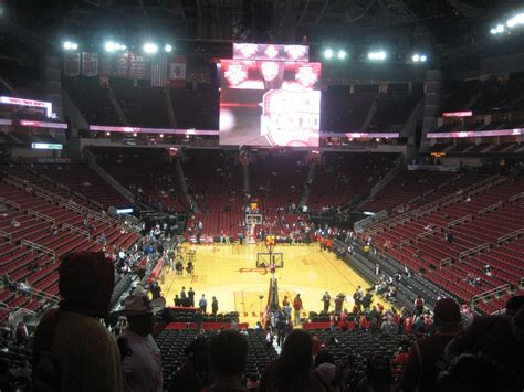 toyota center section 114 hope you like standing toyota center section 114 review