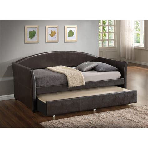 trundle couch bed emery sofa twin daybed w trundle west elm trundle bed