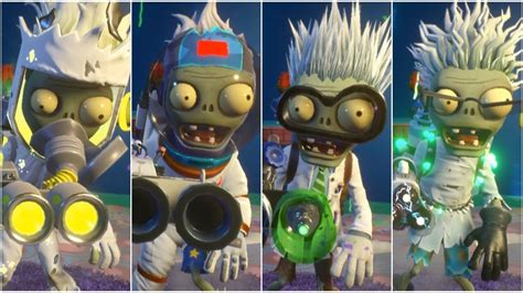 plants  zombies garden warfare   scientist pvzgw