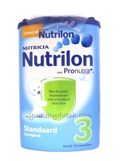 Formula Nutrilon 3 nutrilon standard 3 with pronutra nutricia