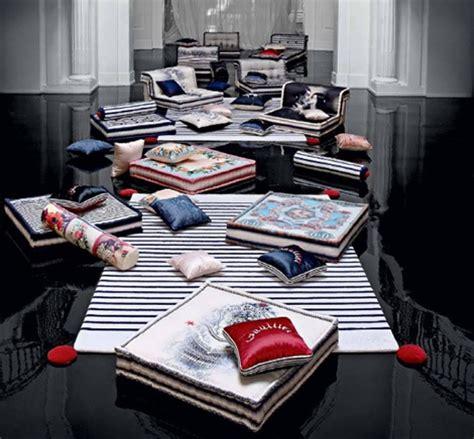 jean paul gaultier sofa jean paul gaultier home collection at roche bobois