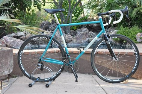 Handmade Road Bikes - carl strong custom road