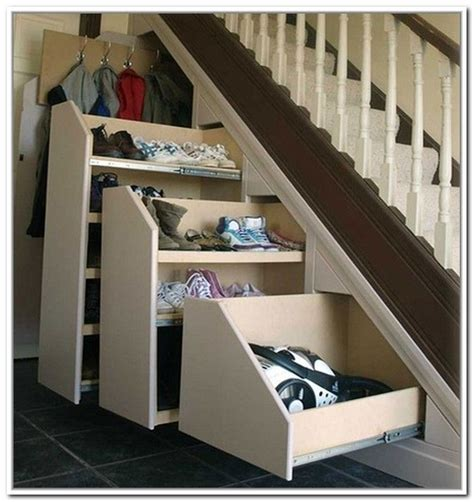 under stair storage ideas under stairs shoe storage ideas 5096