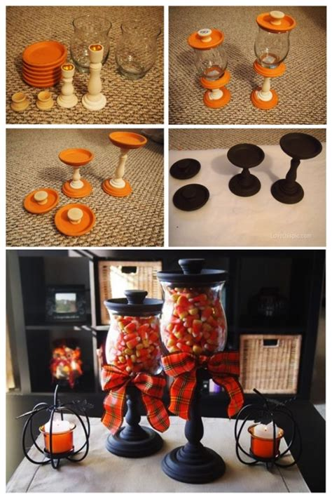 diy halloween decorations 25 easy diy home decor ideas