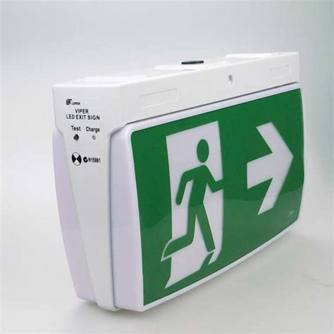 Lu Emergency Exit Led lumos