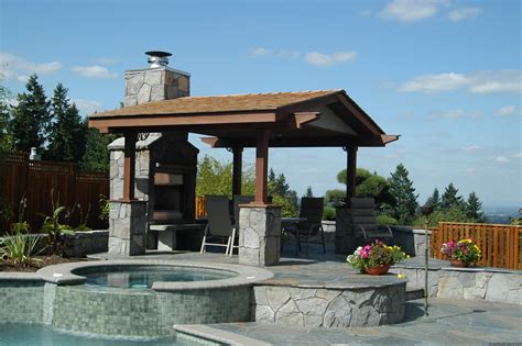 covered gazebo wood pergola plans choosing the right covered structure