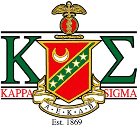 Kapal Sigma fraternal value of the week the mission of kappa sigma