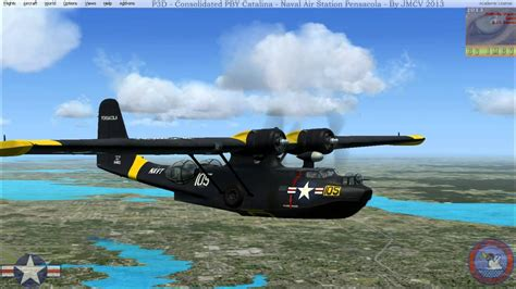 flying boat pensacola p3d consolidated pby catalina naval air station