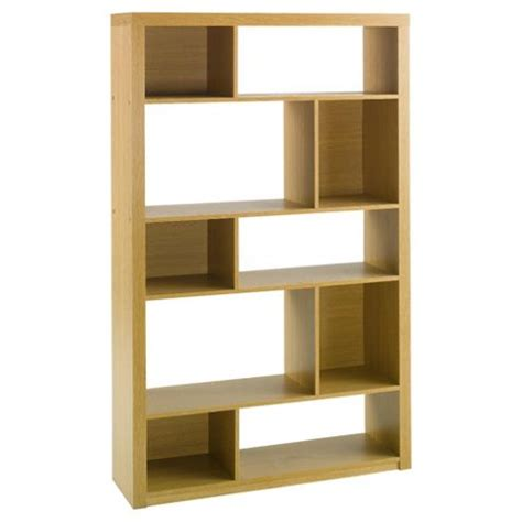 Seattle Bookcase buy seattle bookcase oak effect from our bookcases display units range tesco