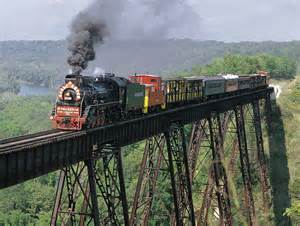 kate shelley high bridge the highest railroad bridge in