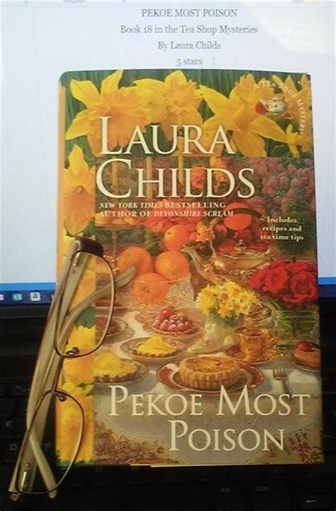 pekoe most poison a tea shop mystery books ks book reviews