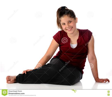 preteen girl with white feathers stock image image of lovely preteen stock image image of white smiling