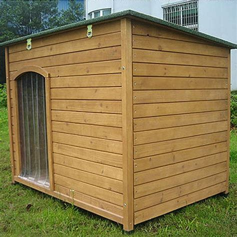 dog house with kennel extra large dog kennel sloped roof wooden kennels xl dog house pet puppy opening roof
