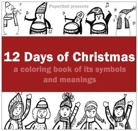 book of numbers a 31 days of coloring journal books 12 days of coloring book downloadable pdf