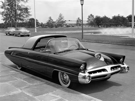 Concept Cars Ford by Ford X 100 Concept Car 1953 Concept Cars