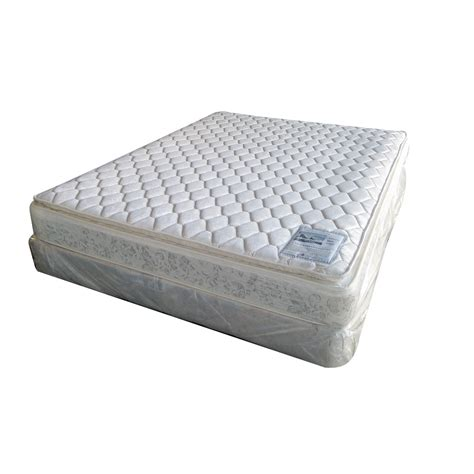 sleep comfort bed sleep comfort pillow top mattress mattress sets 4 less