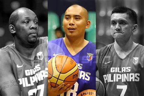 Mba Player Pilipinas by Paul Gets Gilas Pilipinas Spot Jimmy Alapag And