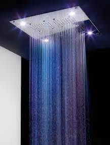 spa shower heads new designs by ib rubinetterie
