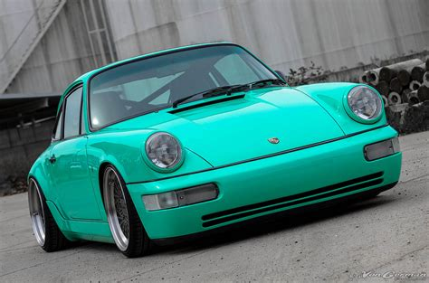 porsche mint green massive mint the rotiform porsche vongerman flickr