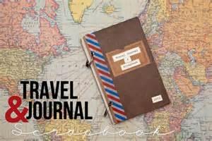 Scrapbook Album Kits Travel Journal Amp Scrapbook A Cherry On Top