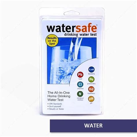 buy here watersafe city water quality test kit us free