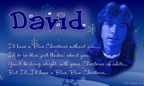 david cassidy fans wallpapers