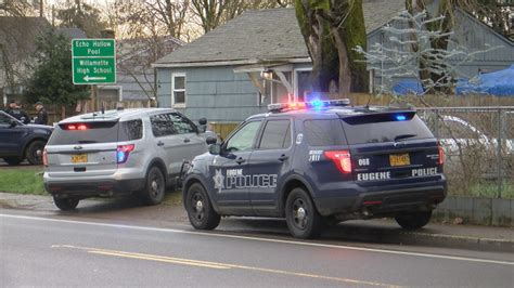 eugene police raid alleged drug house