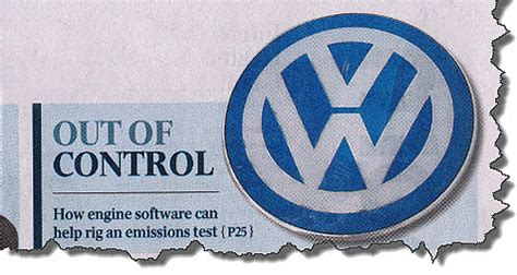 the australian business section volkswagen opinion cheats never prosper goauto