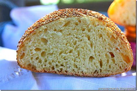 pane di casa siciliano panza presenza il pane siciliano con la pasta madre