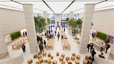 iphone store inside apple s reved regent store cnet