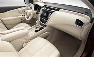 2015 Nissan Murano Interior Car And Driver