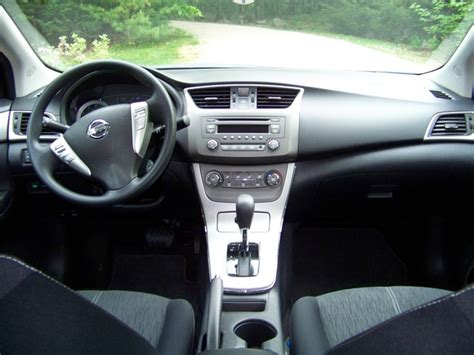 2014 nissan sentra interior backseat 2014 nissan sentra interior pictures cargurus