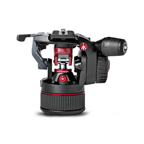 Manfrotto Nitrotech N8 manfrotto rotule vid 233 o nitrotech n8 prophot