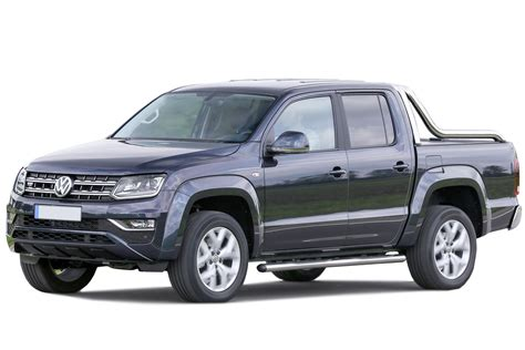 vw truck volkswagen amarok pickup mpg co2 insurance groups