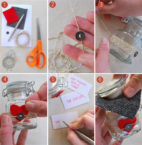 Handmade Valentines Presents - 35 unique diy s day gifts for