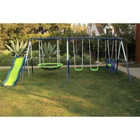 toddler slide and swing set 25 best ideas about swing and slide on pinterest swing