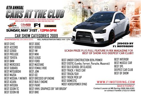 honda car crew names may31st cars at the club car show meet unofficial honda