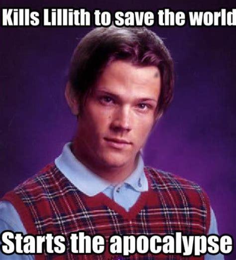 Meme Sam - humor supernatural descarga2 me