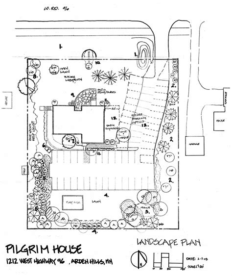 house plans with landscaping house landscape plan house design plans