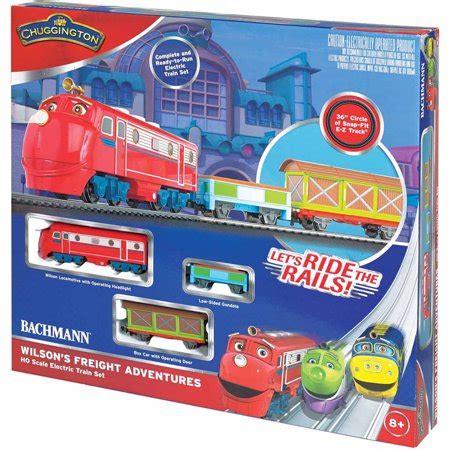bachmann ho scale ready to run starter set part 3 bachmann trains chuggington wilson s freight adventures