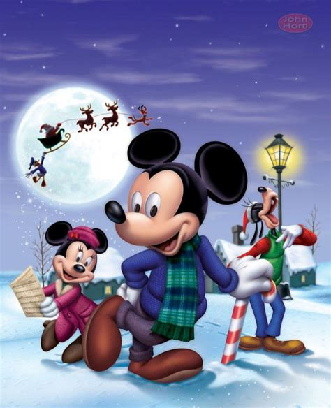 mickey mouse home for the holidays