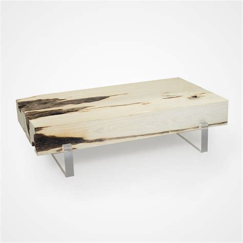 reclaimed ellipse coffee table rotsen furniture