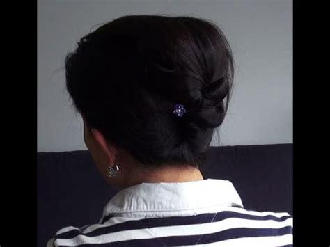 Buns Sanggul hairstyle tutorial how to make buns twists cara