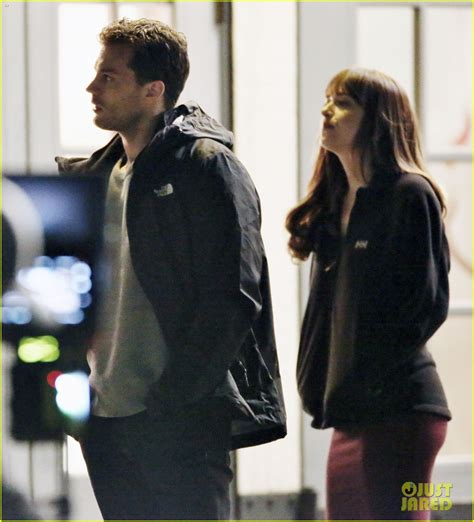 50 shades darker filming continues on luxury yacht as dakota johnson jamie dornan film steamy fifty shades