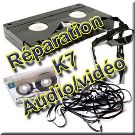 7 Audio Cassettes And 3 Video Cassettes by R 233 Paration Bande Et Ou M 233 Canisme De Cassette Vid 233 O