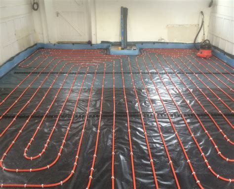 Cost Of Heated Floors by Underfloor Heating Construction
