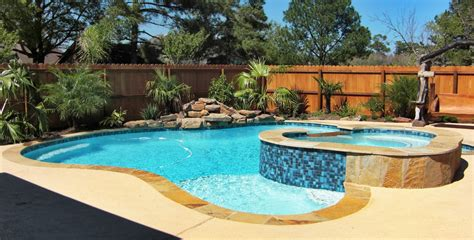 pools with spas sensation pools 187 freeform pools 2