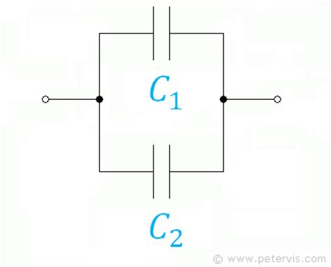 capacitor parallel connection calculator ceramic capacitors in parallel calculator