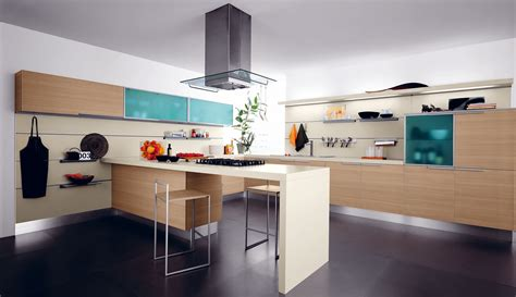 modern kitchen decor ideas modern colorful kitchen decor stylehomes net